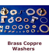 Brass washers Copper washers Brass washer india Copper washer india  rubber washers sealing washers Copper sealing washers stainless steel washers flat washers spacers fender washers  l parts sheet metal work brass copper washers prod22
