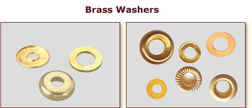 Brass washers Brass punched washers Brass pressed washers,