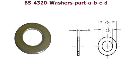 Spring washers  BS 5950  Jamnagar Brass washers  BS 4320 1968 washers    BS 4320 Washers   Brass Washers BS 4320  Stainless Steel Washers BS 4320